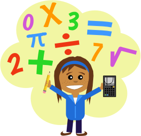 Image result for home maths cartoon