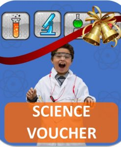 Christmas Science Voucher